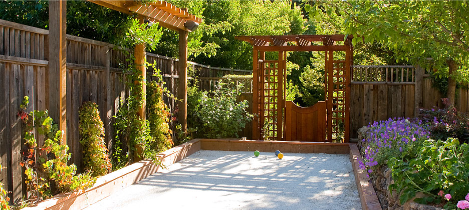 Outdoor Living 2 Garden Gates